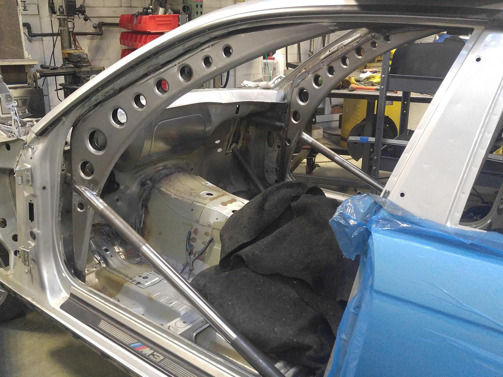 Custom Race Car Roll Cage Tc Designs