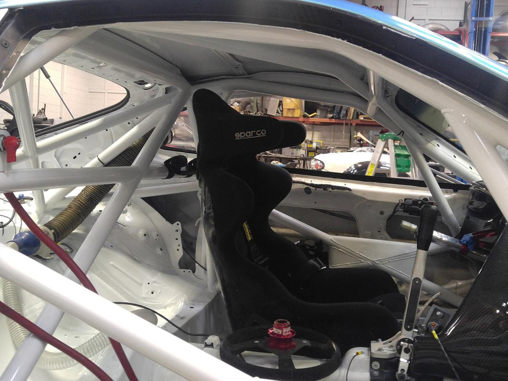Custom Race Car Roll Cage | TC Designs